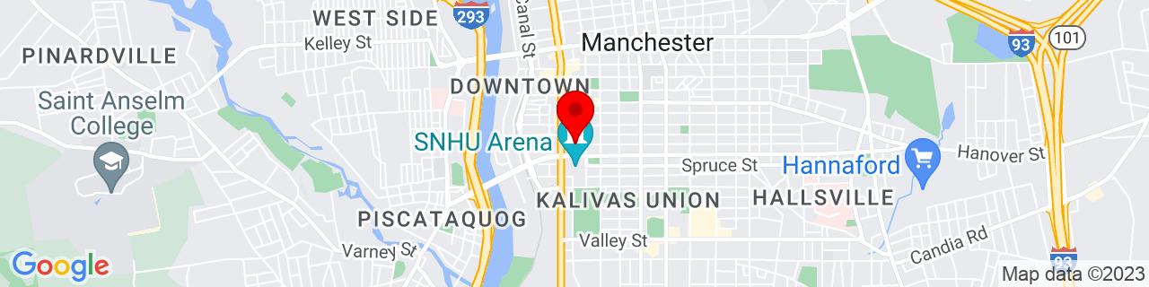 Google Map of 42.9880204, -71.4617229