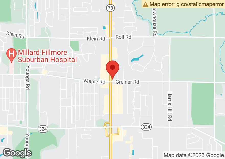 Google Map of 5275 TRANSIT RD