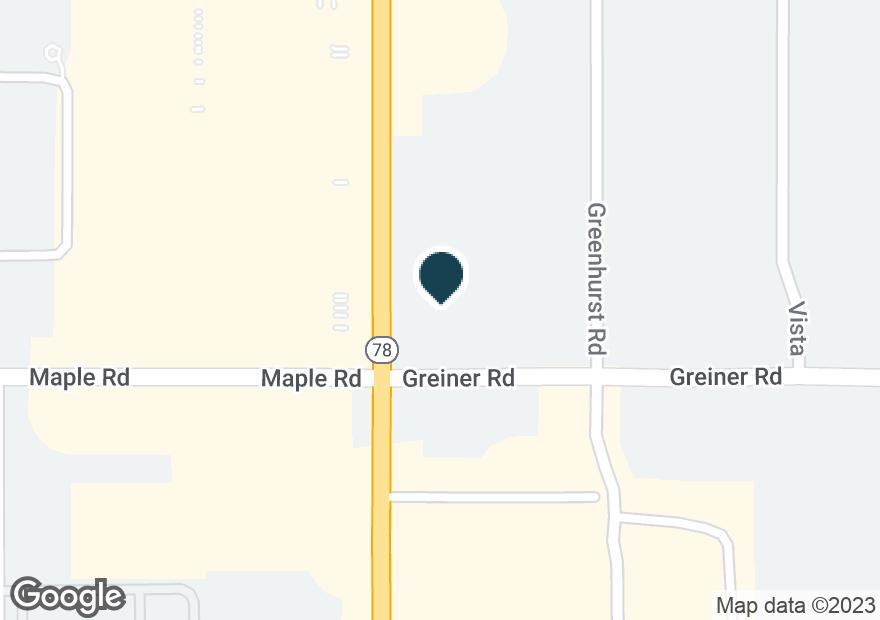 Google Map of5275 TRANSIT RD