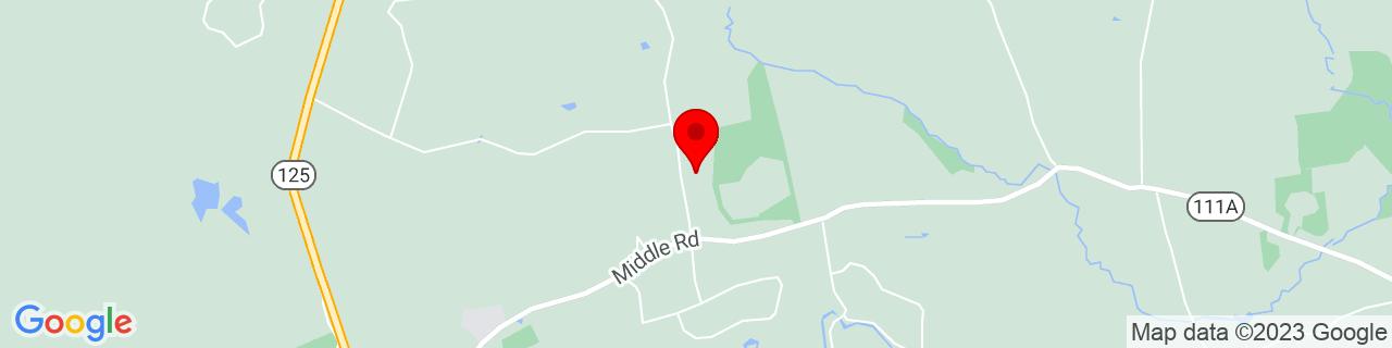 Google Map of 42.9931261, -71.0497768