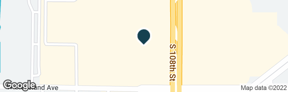 Google Map of2677 S 108TH ST