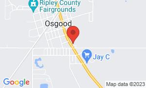 Google Map of Location