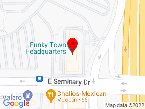 Google Map of Housing Channel (formerly Tarrant County Housing Partnership)