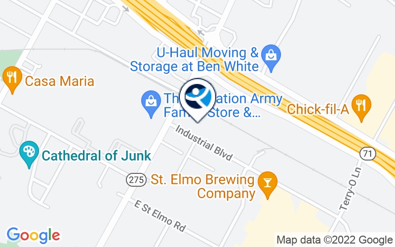 Austin Recovery - Edith Royal Campus - Administration and Outpatient Location and Directions