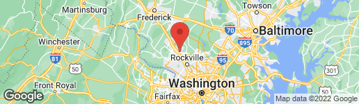 Map of 421 CHRISTOPHER AVENUE #3 GAITHERSBURG, MD 20879