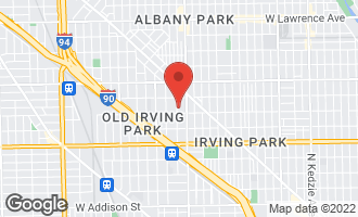 Map of 4219 North Keystone Avenue 2H CHICAGO, IL 60641