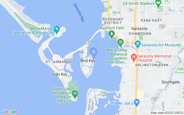 422 Meadow Lark Dr Sarasota Florida 34236 locatior map