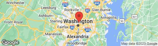 Map of 4226 7TH STREET NW #204 WASHINGTON, DC 20011