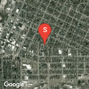 Satellite Map of 423 Toledo, Adrian, MI