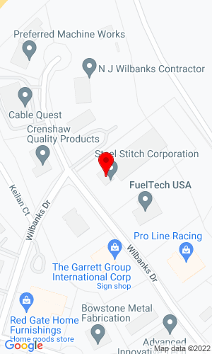 Google Map of Tygar Manufacturing, Inc. 425 Wilbanks Drive , Ball Ground, GA, 30107