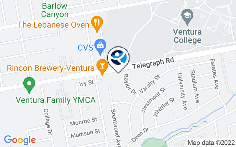 Ventura County Behavioral Health Center Location and Directions