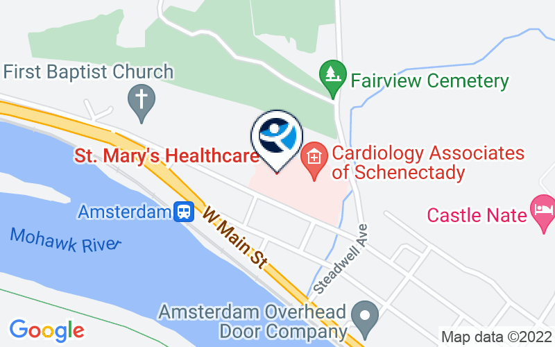 Saint Mary's Hospital - Inpatient Rehab Location and Directions