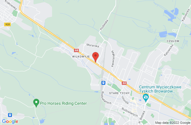 Wyświetl Krystyna Krupa,PHUMULTI-DOM na mapie