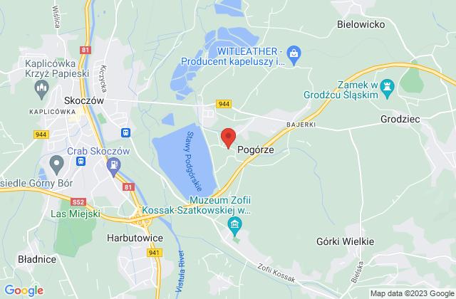 Wyświetl Urszula Michalska,DREW-MET na mapie