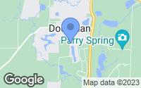 Map of Dousman, WI