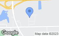 Map of Davison, MI