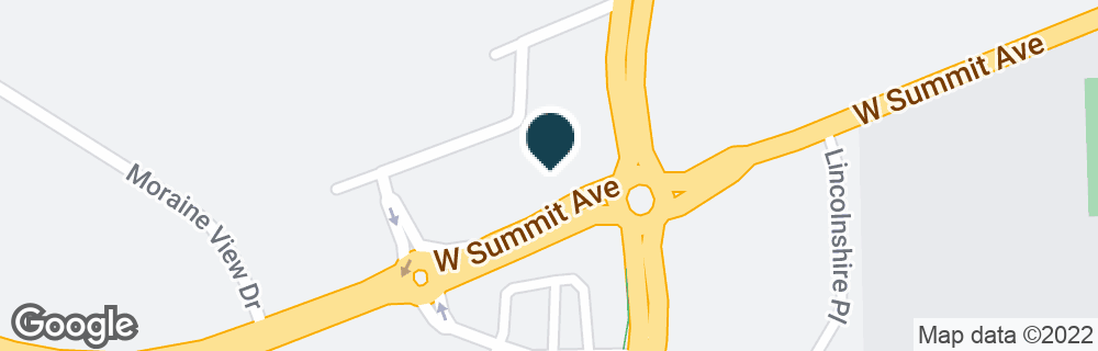 Google Map of320 W SUMMIT AVE