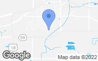 Map of New Berlin, WI