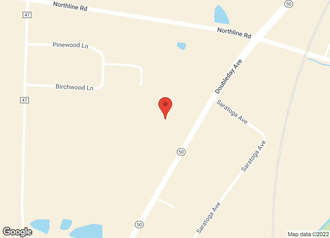 Google Map of VCA Ballston Spa Animal Hospital