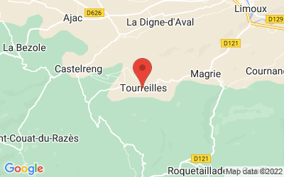 63 La Coume, 11300 Tourreilles, France