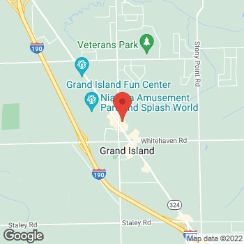Map of Rite Aid at 2325 Grand Island Blvd, Grand Island, NY 14072