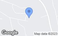 Map of Hooksett, NH