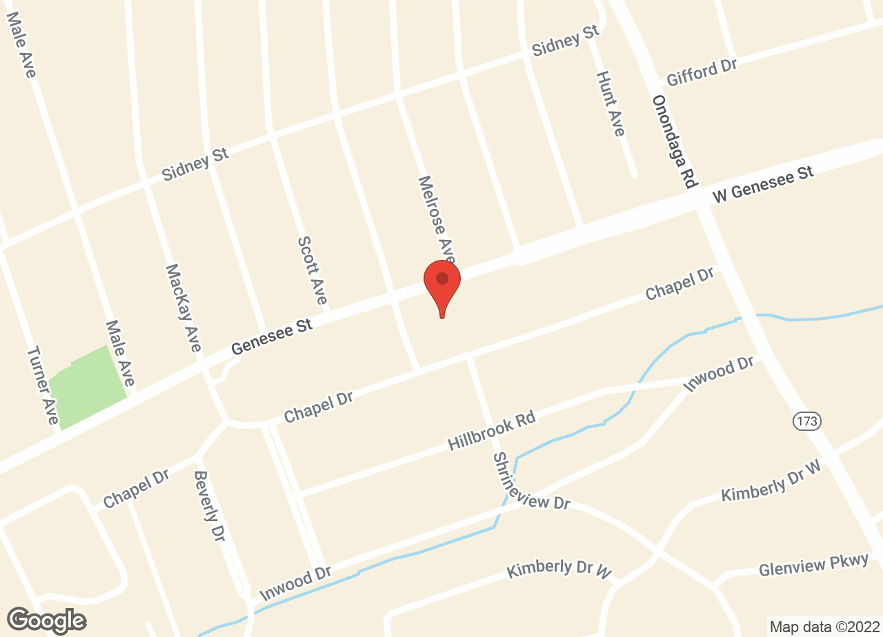 Google Map of VCA Fairmount Animal Hospital