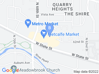 Map of Wisconsin Pet Care Dog Boarding options in Milwaukee | Boarding