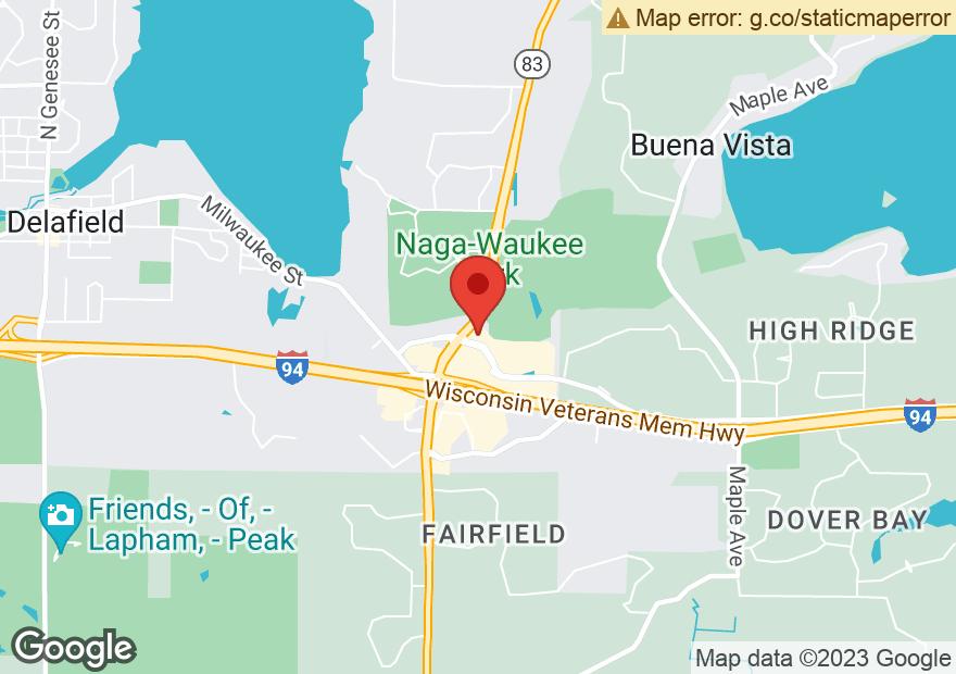 Google Map of 2901 GOLF RD