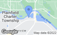 Map of Grand Rapids, MI