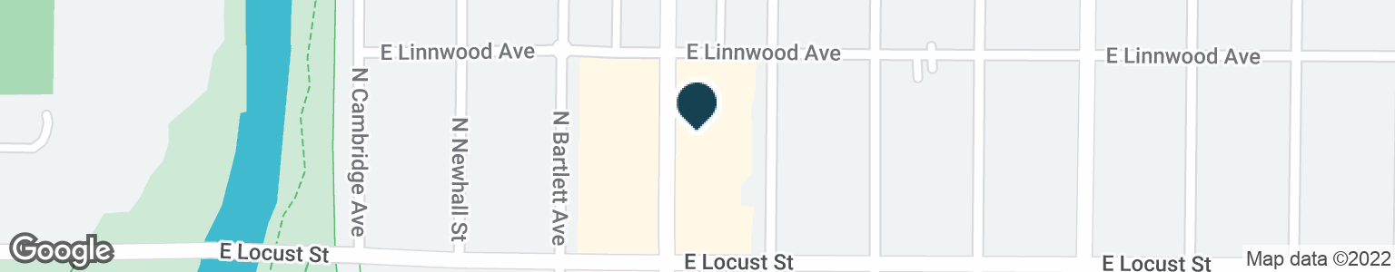 Google Map of2950 N OAKLAND AVE