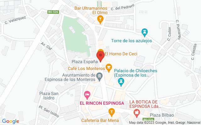 Administración nº2 de Espinosa de Monteros