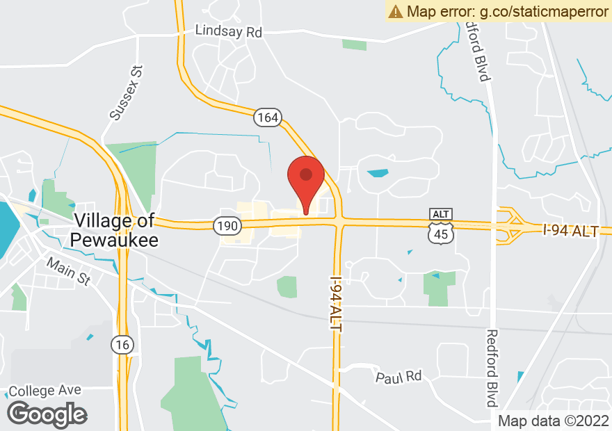 Google Map of 1441 CAPITOL DR