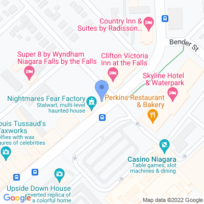 Falls Convenience Map