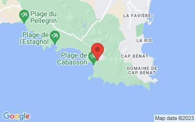 1 Route du Bout du Monde, 83230 Bormes-les-Mimosas, France