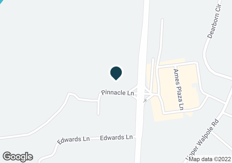 Google Map of14 PINNACLE LN