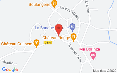 1 Boulevard du Château, 11300 Malviès, France