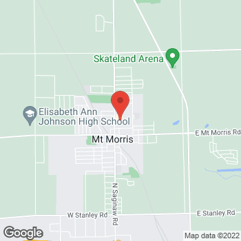 Map of Check `n Go at 11962 North Saginaw Street, Mount Morris, MI 48458