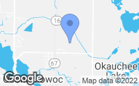 Map of Oconomowoc, WI