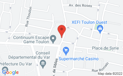 579 Avenue de Siblas, 83000 Toulon, France
