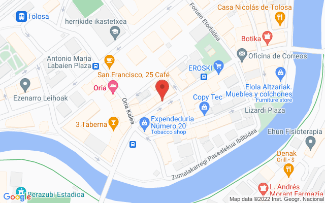 Administración nº2 de Tolosa