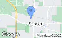 Map of Sussex, WI