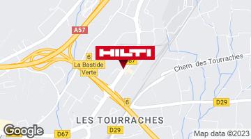 Hilti Store - Toulon / La Garde (ZI Toulon Est)
