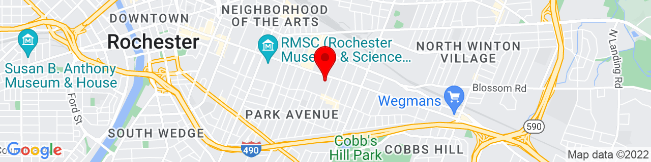Google Map of 43.150188, -77.5777899