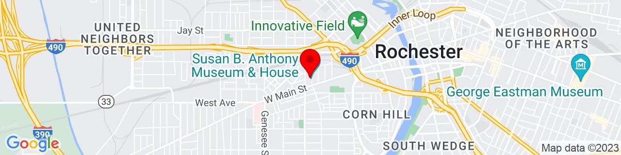 Google Map of 43.1531871, -77.6280642