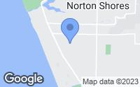 Map of Norton Shores, MI