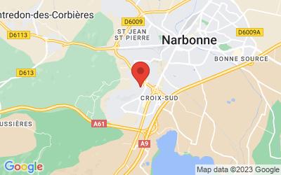 Avenue des Hauts de Narbonne, 11100 Narbonne, France