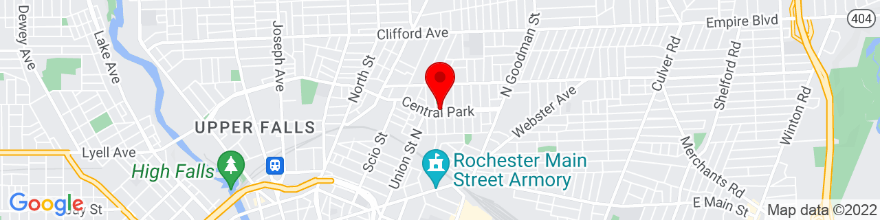 Google Map of 43.1684894, -77.5874788