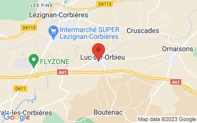 8 Rue des Étangs, 11200 Luc-sur-Orbieu, France