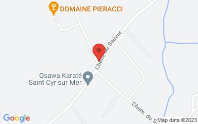 975 Chemin du Sauvet, 83270 Saint-Cyr-sur-Mer, France